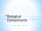 Biological Contaminants - Fort Thomas Independent Schools