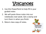 Volcanoes - Fairfield-Suisun Unified School District