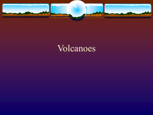 Volcanoes - Blacklick Valley School District