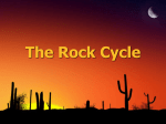 The Rock Cycle - I Love Science