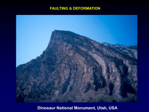 Characteristic and Uncharacteristic Earthquakes as