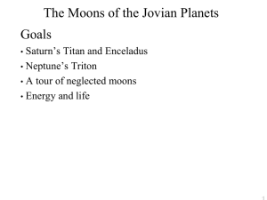 Lecture 08b: Other Jovian moons - Sierra College Astronomy Home