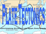 Plate Tectonics - Historical Development