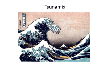 tsunami 185-2 - Atmospheric and Oceanic Sciences