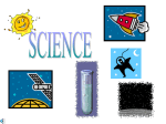 Science Is Everywhere Powerpoint