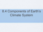 day 3 components of climate system