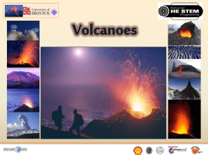 Primary Middle Phase - Volcano Session Notes