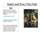 Adam and Eve (The Fall)