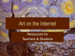 Art on the Internet - Amazon Web Services