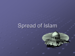 Spread of Islam