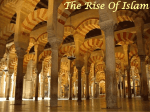 Islam and the Islamic Caliphate