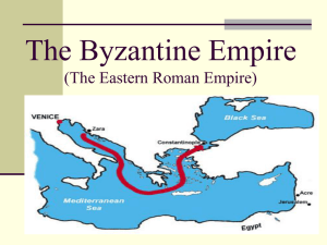 The Byzantine Empire (The Eastern Roman