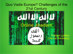 Quo Vadis Europe? Challenges of the 21st Century