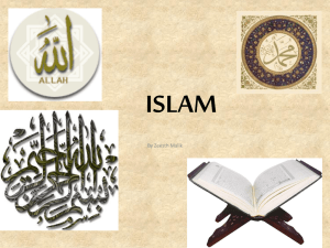 Islam - WordPress.com