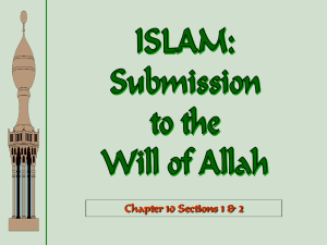 Foundations of Islam