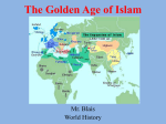 The Golden Age of Islam (Website).