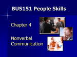 BUS151 People Skills - Carteret Community College