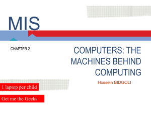 2. Computers: The Machines Behind Computing