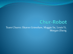 Chur-Robot - Franklin W. Olin College of Engineering
