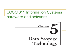 Slides 5 - USC Upstate: Faculty