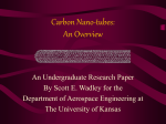 Carbon Nano-tubes: An Overview