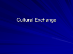 Cultural Exchange - Auburn High School