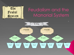 Feudalism and Manorialism Power Point
