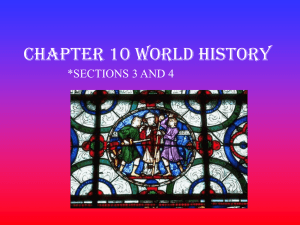 Chapter 10 World History