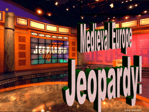 Oct. 21 Unit 1 Jeopardy PowerPoint