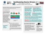 Problems of a More Complex Driver For Continuous Data Acquisition