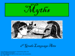 Myths - Kyrene School District