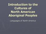 Introduction to the Cultures of North American Aboriginal