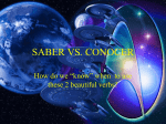 SABER VS . CONOCER - Spanish 4 Teachers