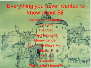 Everything you never wanted to know about Bill