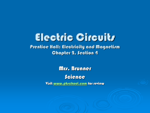 Electric Circuits Prentice Hall