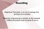 Rounding - Cloudfront.net
