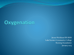 Oxygenation - Lake-Sumter State College | Home