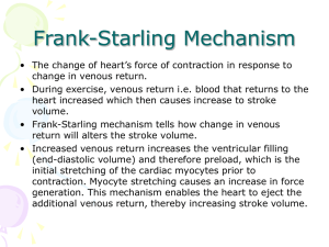Lecture Note 3 - Heart Failure