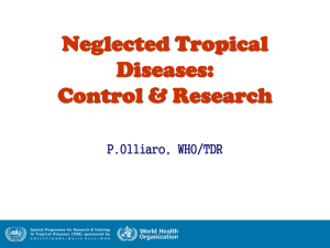 Neglected Tropical Diseases: an Overview