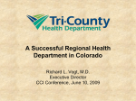 Tri-County Health Department