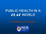 public health in a flat world