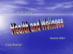 Health &Wellness Powerpoint