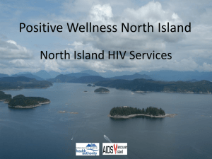 Positive Wellness North Island Rapid Fire LS5 30