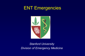 ENT Stanford