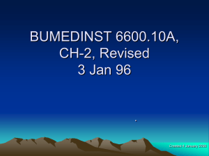 BUMEDINST_6600_Review_Questions