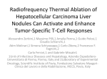 Radiofrequency Thermal Ablation of Hepatocellular Carcinoma