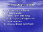 STRENGTH TRAINING