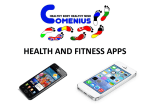 health and fitness apps - Healthy Body Healthy Mind
