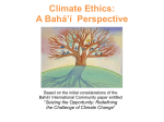 What is ethic or ethics? - IEF - International Environment