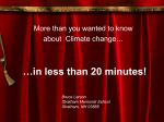 Background Climate PPT